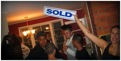 sold party