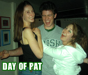 Patties Day
