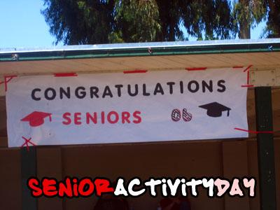 senior activity day