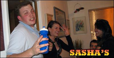Sashas party